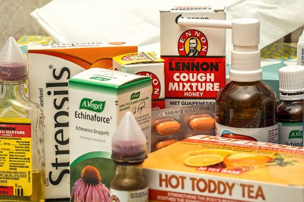 Different medicines for the flu